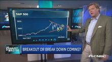 The S&P may be nearing a big move: Technician