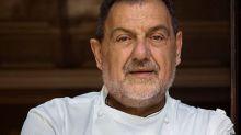 """Gianfranco Vissani: """"Le donne in cucina sono deboli"""""""