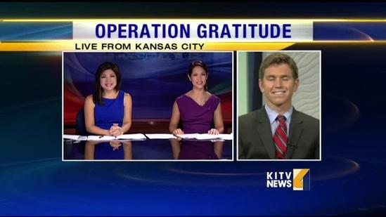 Reach out to our troops through Operation Gratitude