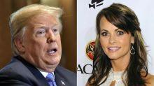 Trump dénonce un enregistrement évoquant un paiement à une ex-playmate