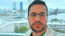 """El emotivo mensaje de un médico brasileño que murió """"haciendo lo que amaba"""""""