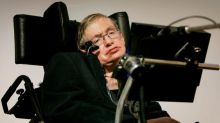 Stephen Hawking's wheelchair up for sale at online auction