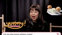 Yummy Answers: Can we chop onions without crying?