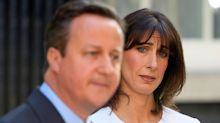 Samantha Cameron reveals death of her son Ivan 'overshadowed everything' in her life