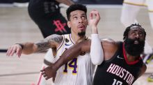 Lakers ready for some down time after finishing off Rockets