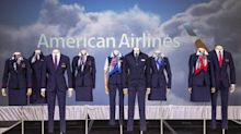 American Airlines employees start Lands' End uniform field test