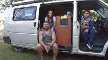 Increíble aventura desde la Patagonia hasta Alaska: en familia y en motorhome