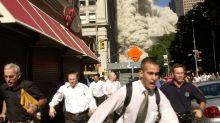 Man in famous 9/11 photo dies from coronavirus