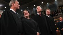 US supreme court gives conservatives the blues but what's really going on?