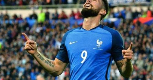 Foot - Consultation - Consultation L'Equipe du Soir - Olivier Giroud titulaire face au Luxembourg, ça vous plaît ?