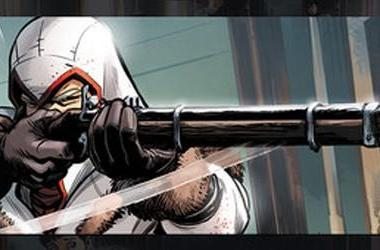 Assassin's Creed: The Fall comic now available on iPad
