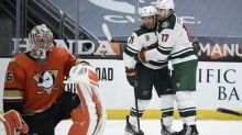 Wild aim to get back on track vs. Coyotes
