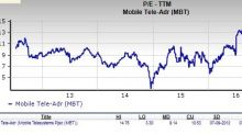 Is Mobile TeleSystems (MBT) Stock a Good Value Pick Now?