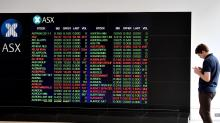 Banks, property, healthcare pull ASX lower