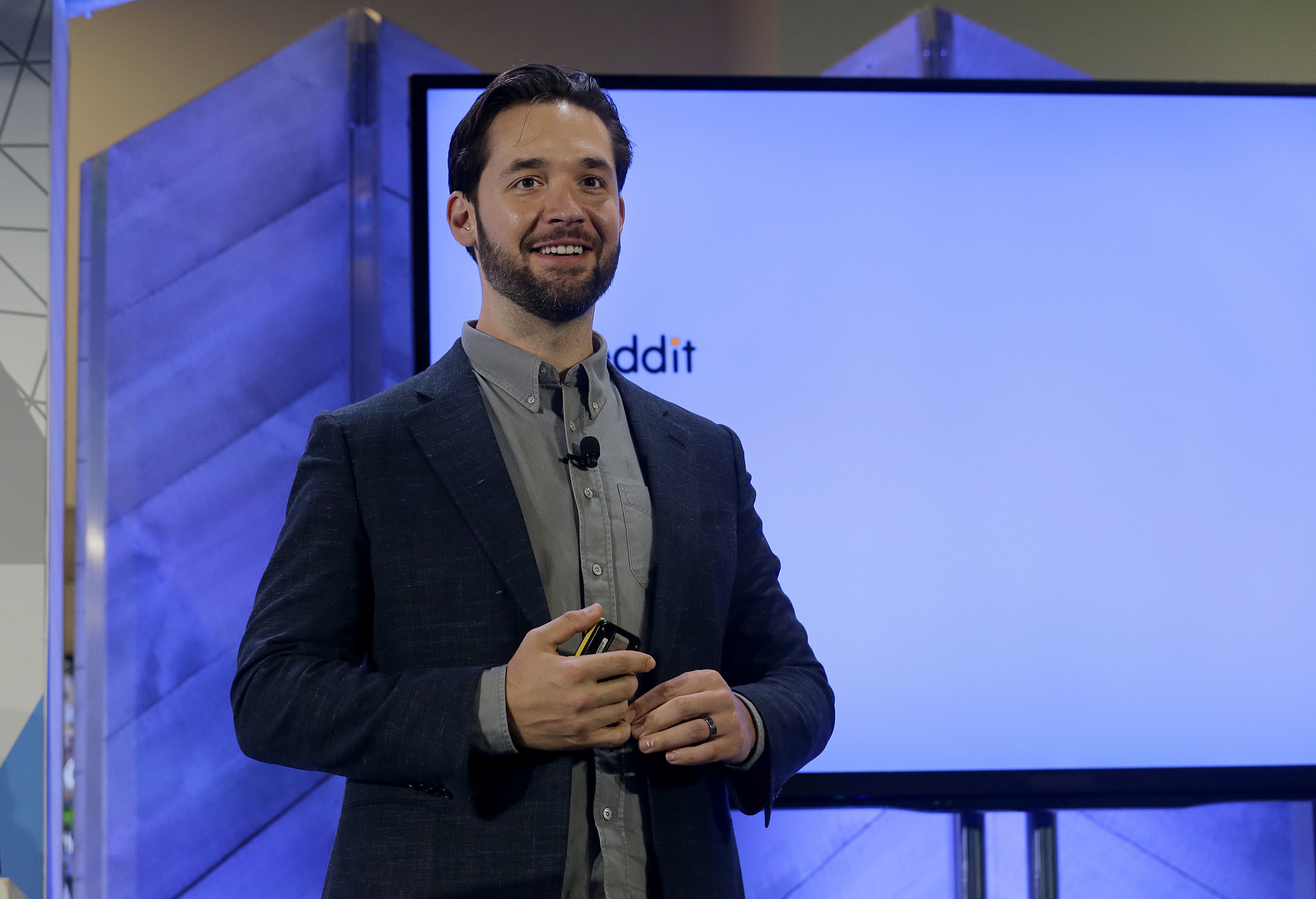 Reddit co-founder: Lawmakers should do their homework before grilling tech execs