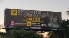 OUTFRONT Media Showcases Messages of Warning From The Women's Fund Miami-Dade to Raise Awareness of Human Trafficking