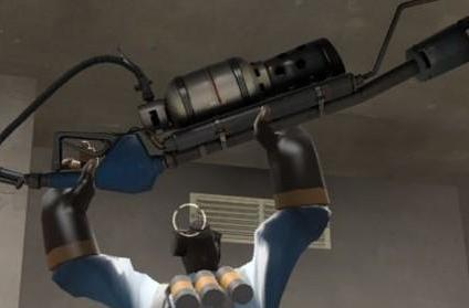Team Fortress 2 Pyro class next in line for upgrade