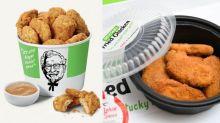 美國肯德基KFC首推素食炸雞火速完售!專家分析其實沒有比較健康