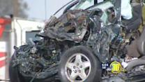 2 traffic collisions in Madera Co leave 3 dead