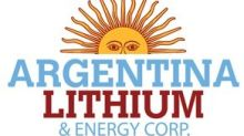 Argentina Lithium Corporate Update