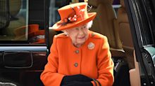 The Queen posts her first Instagram photo at the age of 92