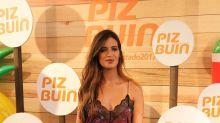 Sara Carbonero enamora con este vestido bohemio