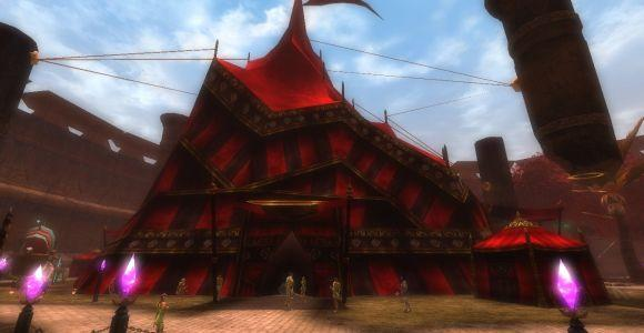 Massively's developer tour of DDO update 5: airships, evil carnivals, and bacon