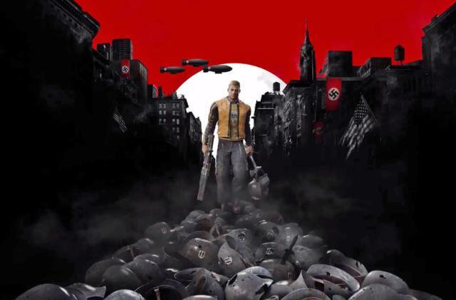 'Wolfenstein II: The New Colossus' heads to Nintendo Switch next year