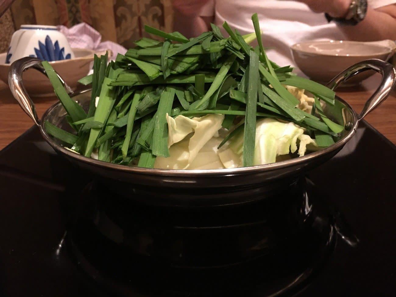 一慶牛腸鍋