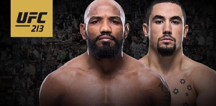 UFC 213: Romero vs. Whittaker ...