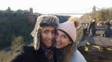'Why I proposed to my now-husband – and think other women should consider popping the question'