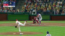 J.D. Davis' two-run homer