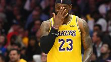 Fans displeased with LeBron James's move during national anthem amid China fallout