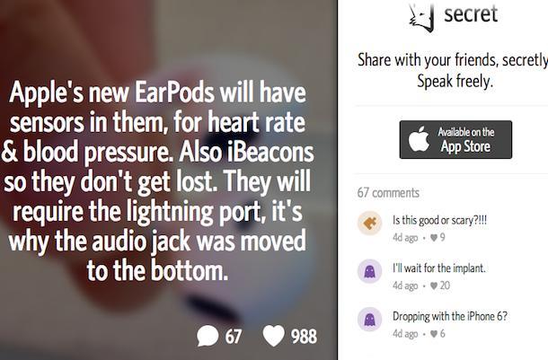 That biometric EarPod story was a load of baloney