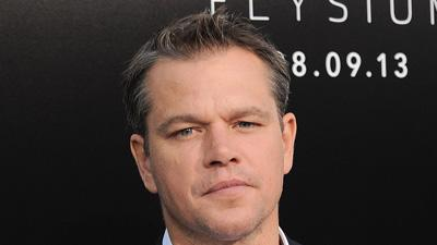 Damon Open to Another Bourne Film