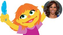 Holly Robinson Peete Applauds New Autistic Character on 'Sesame Street'
