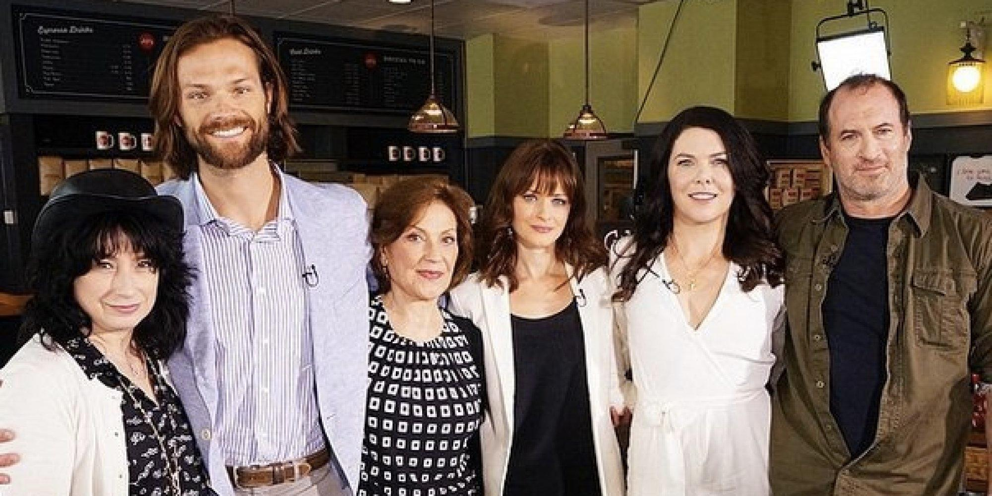 Gilmore Girls A Year In The Life Fashion