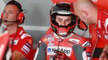 MotoGP Aragon: Lorenzo criticises 'Tour de France' qualifying tows