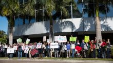 Landlord evicts Rubio office over noisy demonstrations