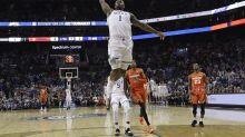 Duke freshman star Zion Williamson returns _ with new Nikes