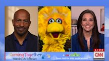 'Sesame Street' and CNN host town hall on racism: 'Don't judge people by the color of their skin, fur or feathers'