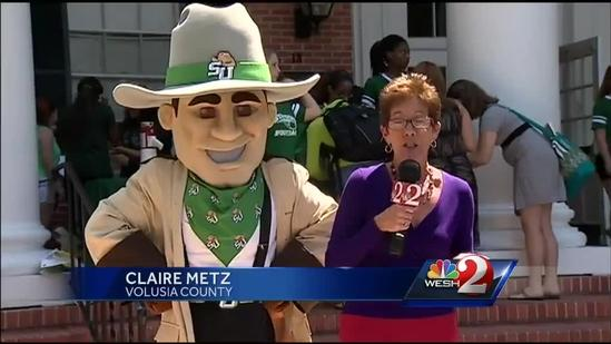 Stetson University's first football game in 57 years sells out