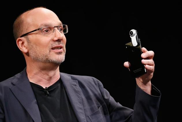 Andy Rubin returns to Essential amid questions over his past