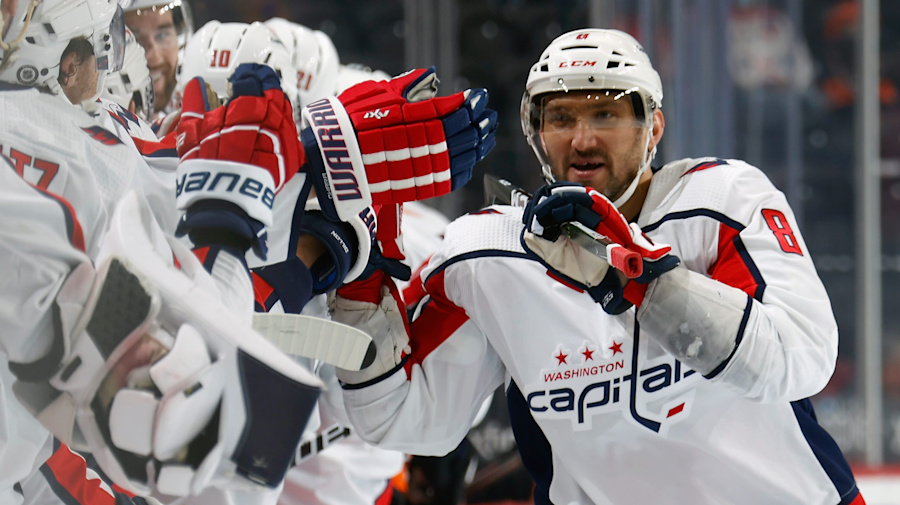 Ovechkin closing in on top 5 in all-time goals