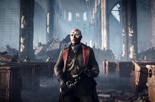EA apologizes after 'Battlefield V' miscast a real-life antifascist