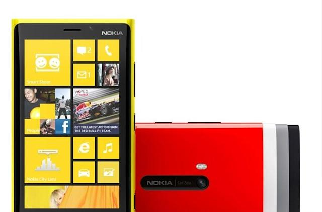 Nokia Lumia 920 official: Dual-core 1.5GHz Snapdragon S4 CPU, 8MP PureView camera, Windows Phone 8 (video)