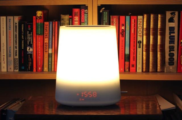 A love letter to my Philips Wake-up Light