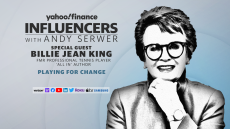 Influencers with Andy Serwer: Billie Jean King