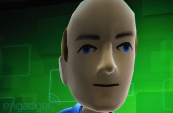 Avatar Kinect for Xbox 360 is official, smile like you mean it