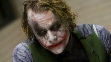 Heath Ledger created 'Joker shrine' during The Dark Knight
